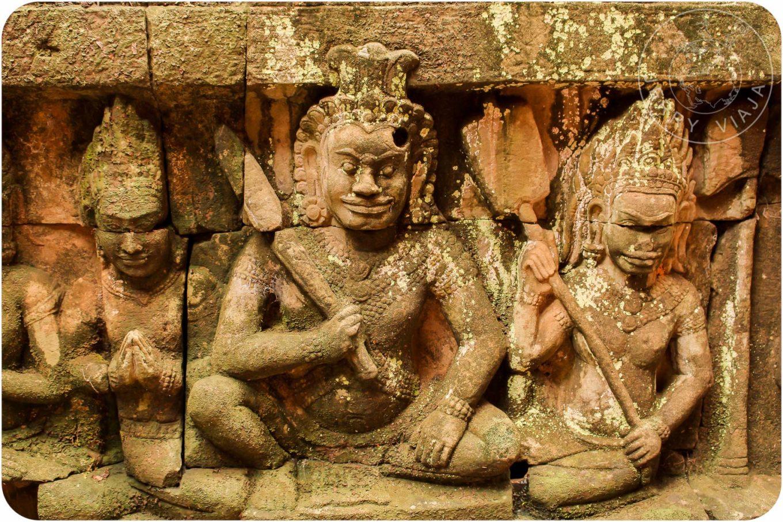 Gastos en Camboya
