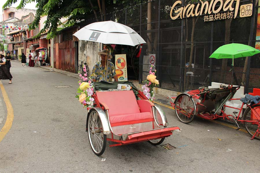 Transporte para turistas en Georgetown