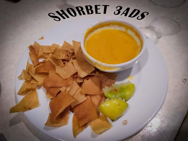Shorbet 3ads