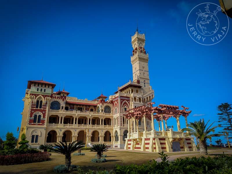 Fachada del Palacio de Montaza