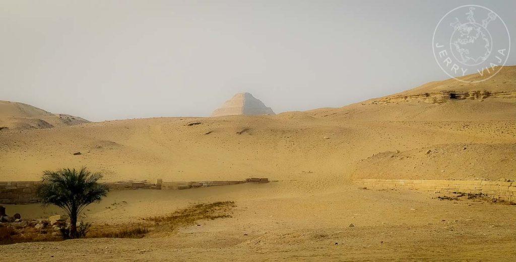 Pirámide Escalonada, Saqqara