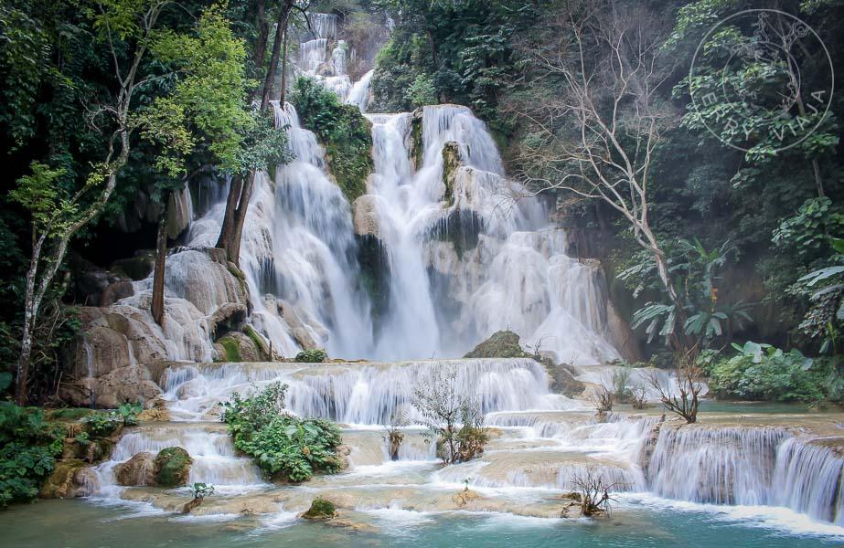 Cascadas de Tad Kouang.