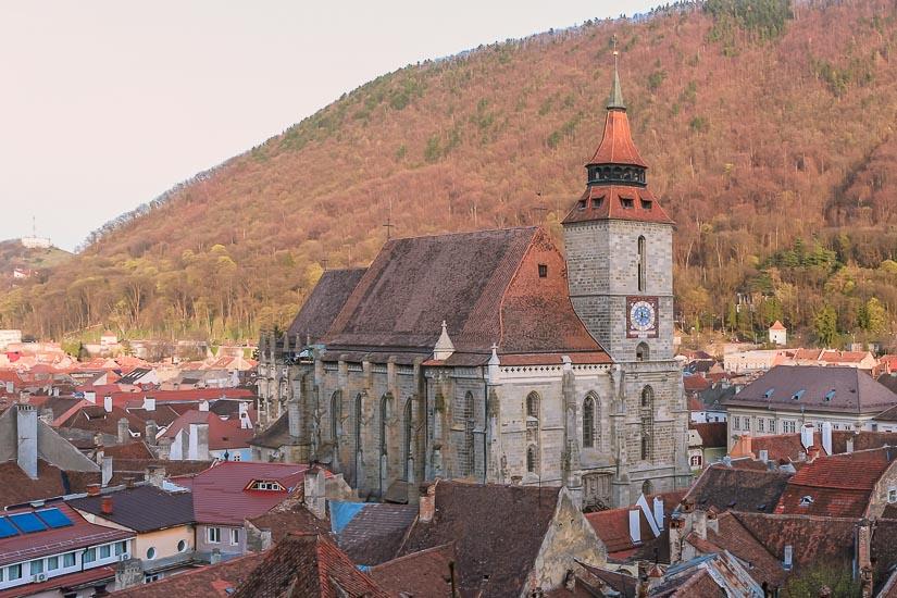 Iglesia Negra de Brasov, Rumania