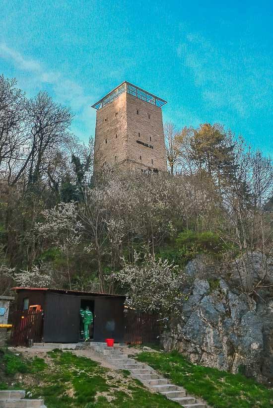 Torre Negra de Brasov, Rumania.