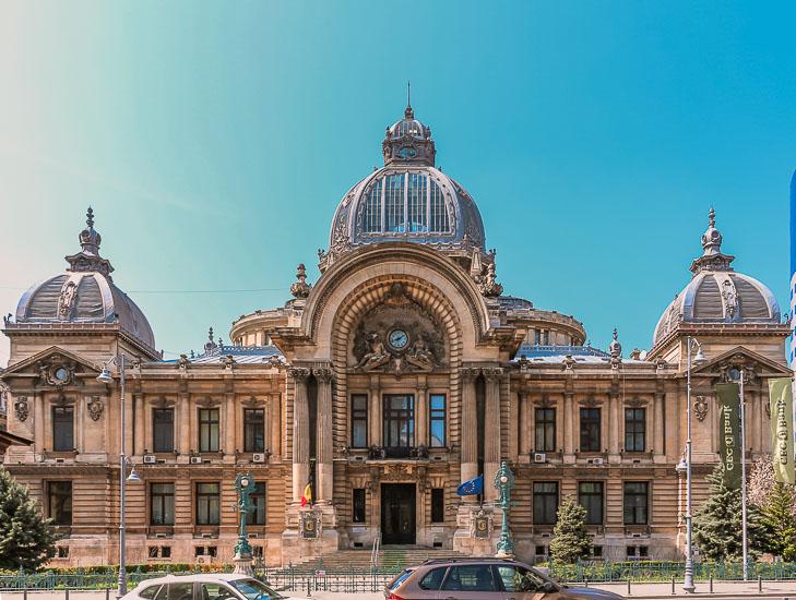 Banca Comercial Rumana de Bucarest, Rumania