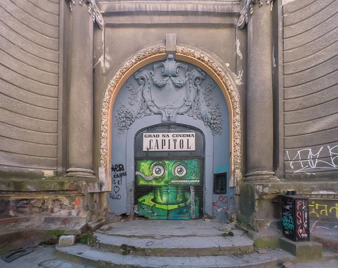 Teatro de Verano Capitol, Bucarest, Rumania.