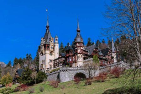 Castillo de Peles, Sinaia, Rumania