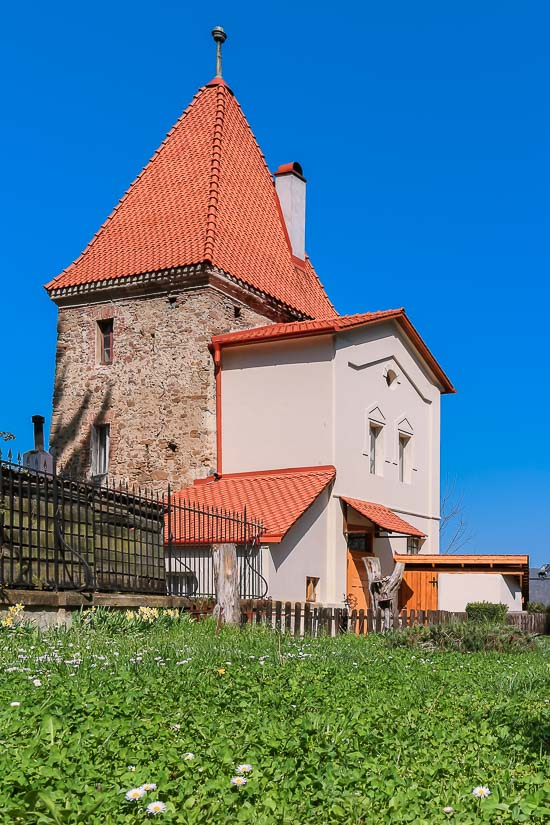Turnul Frânghierilor o Torre de los Cordeleros, Sighisoara, Rumania