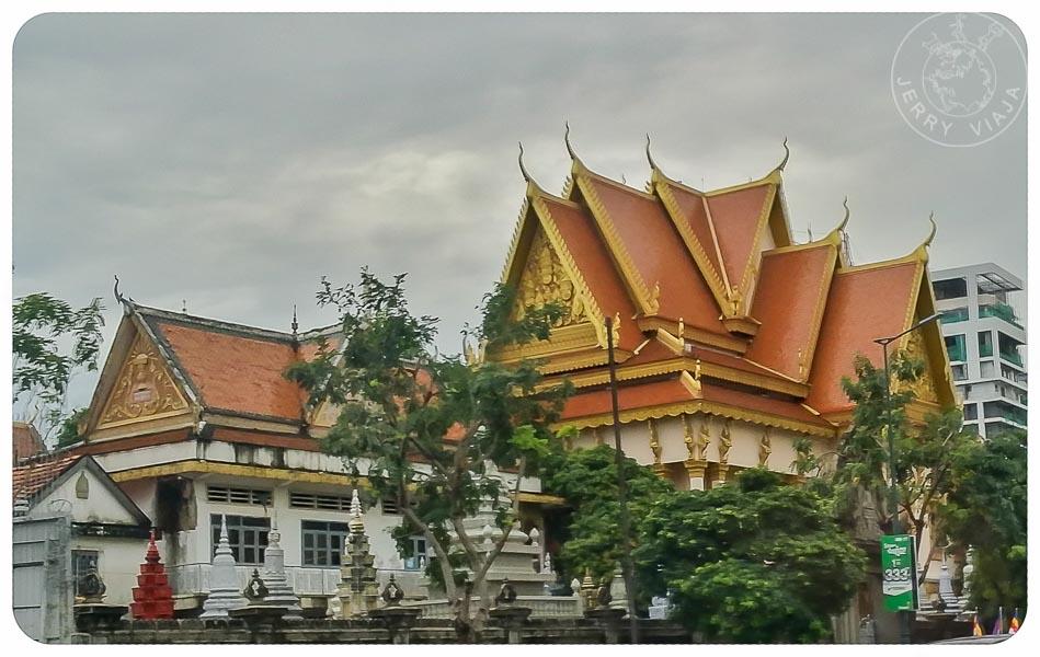 Palacio Real, Royal Palace, en Phnom Penh, Camboya