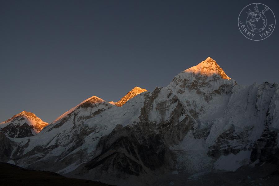 Trekking al campo base del Everest