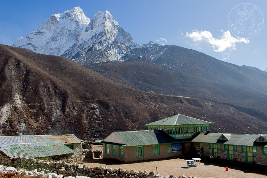 Tengboche, Campamento Base Everest, Nepal