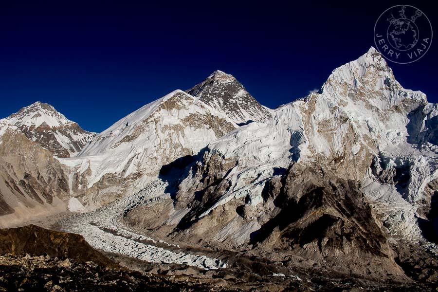 Panoramica desde el Kala Patthar, Everest, Nepal