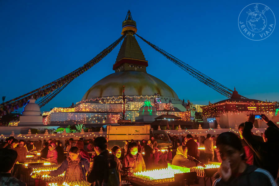 Bauddhanath, Khatmandu, Nepal