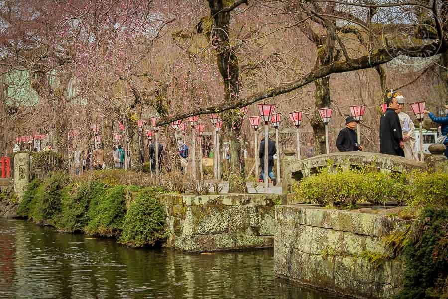 Santuario Mishima Taisha.