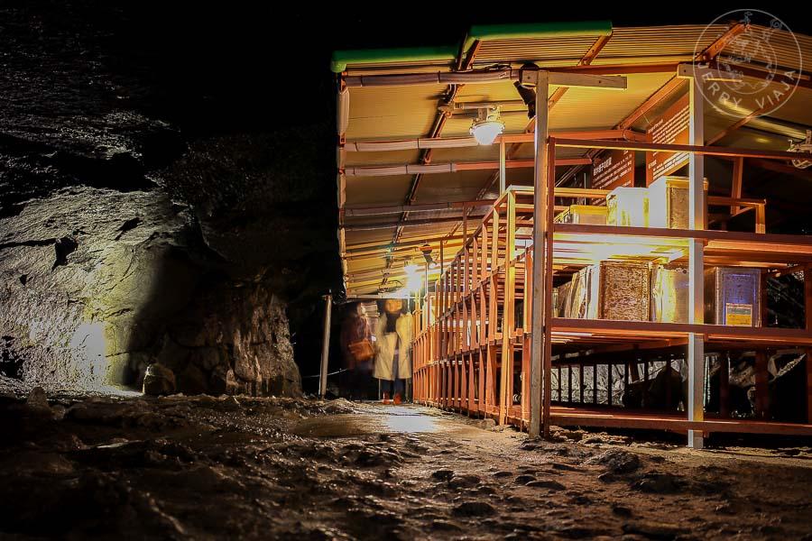 Cueva del Viento, Wind Cave, Región de los Cinco Lagos, Japon