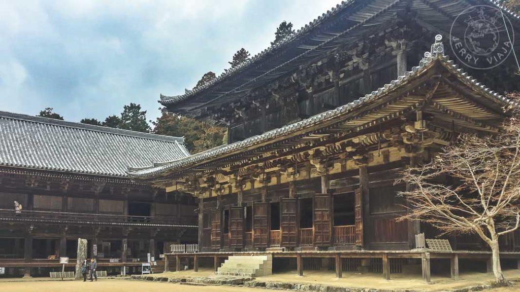 Templo Engio-yi, Himeji, Japón