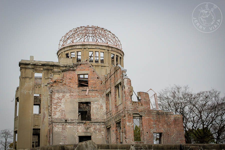 Domo de la Bomba-A / Memorial de la Paz de Hiroshima, Japon