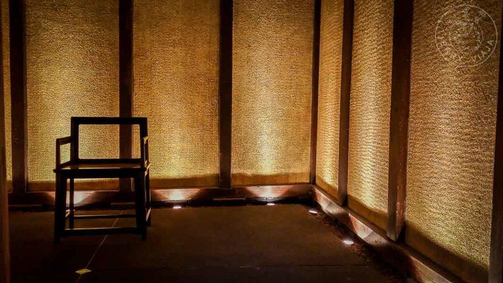 Hakuza Hikarigura, la tienda del pan de oro, Higashi Chaya, Kanazawa, Japon