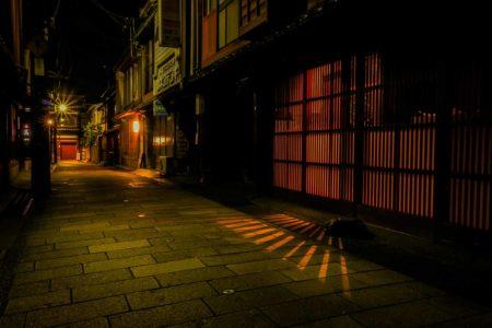 que ver en kanazawa. Distrito de geishas Higashi Chaya, Kanazawa, Japon