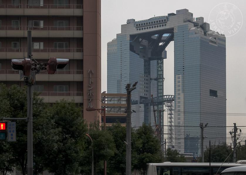 Umeda Sky Building, Osaka, Japón