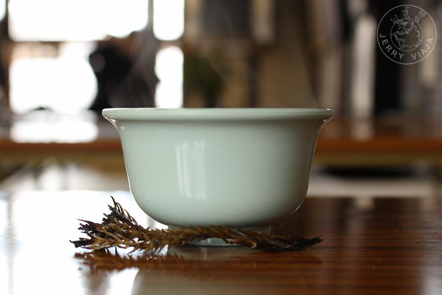 Té verde, japón
