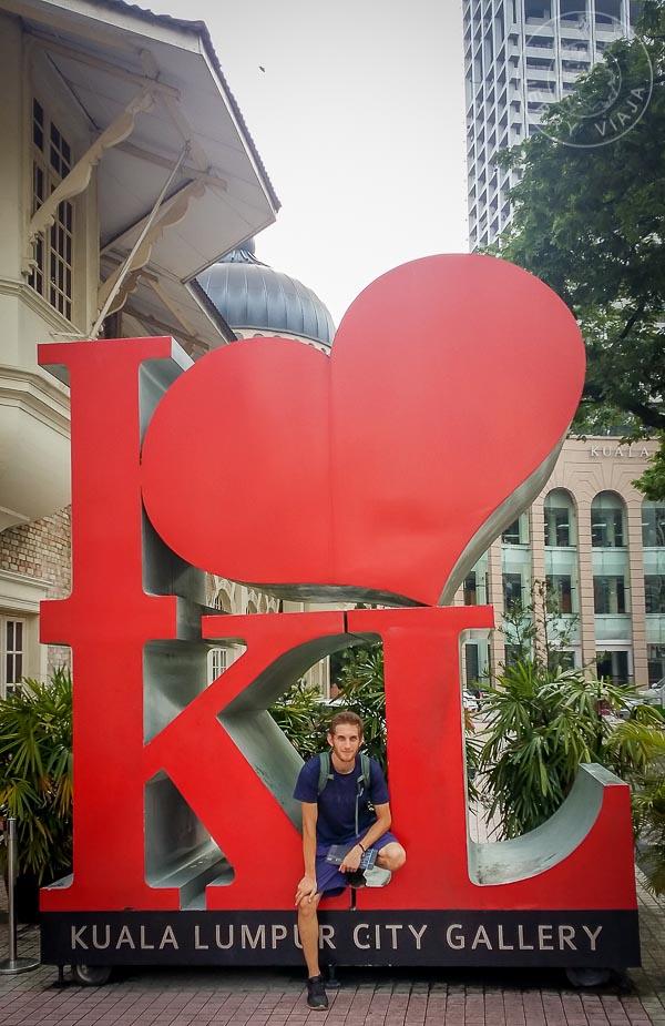 Kuala Lumpur City Gallery, Malasia