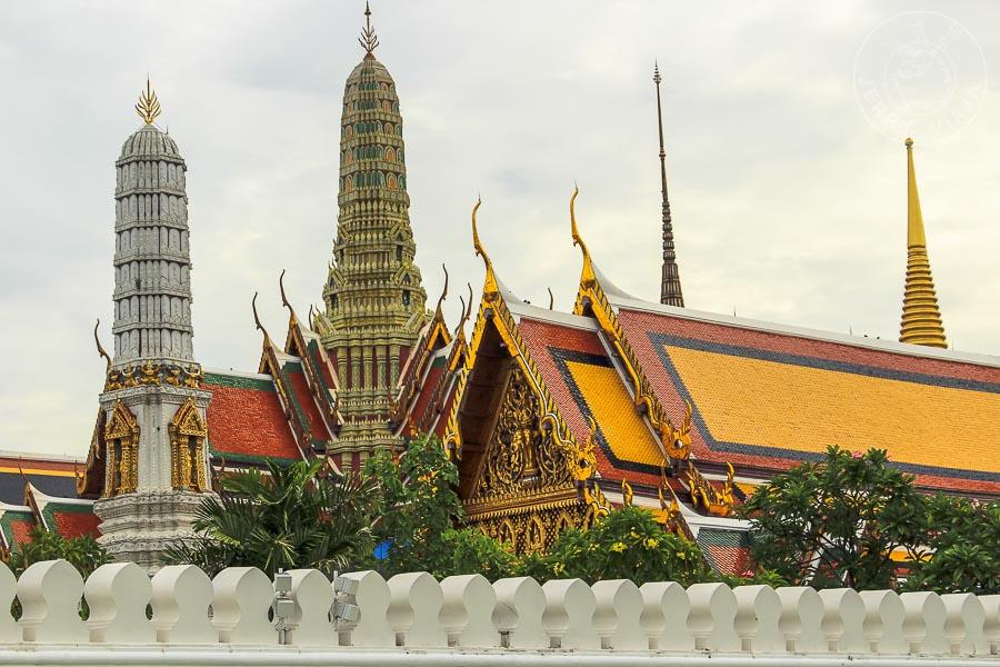 Palacio Real, Bangkok, Tailandia