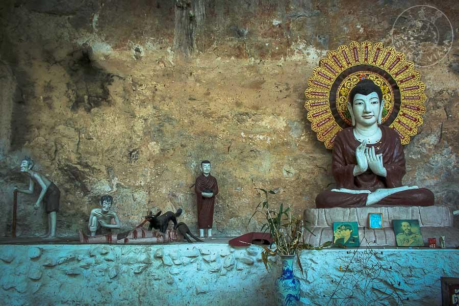Wat Tam Wa Forest Monastery, Tailandia